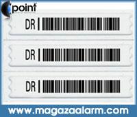 dr alarm etiketi
